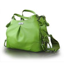 SoHo Collection Pet Carrier - Lime Green