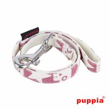 Sparrow Dog Leash by Puppia - Wine