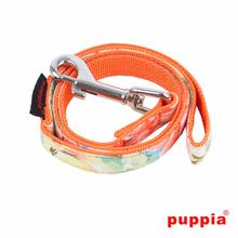 Spring Garden Dog Leash by Puppia - Orange