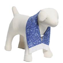 Star of David Tallis Dog Costume - Scattered Pattern