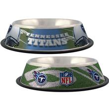 Tennessee Titans Dog Bowl