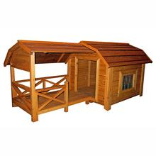 The Barn Large Outdoor Dog House