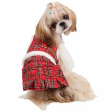 Trinity Dog Harness Dress by Pinkaholic - Red