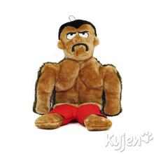 Tuff Guy Hank Squeaker Mat Dog Toy