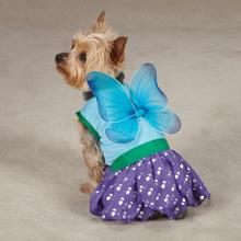 Woodland Fairy Dog Halloween Costume