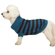Zack and Zoey Heritage Dog Sweater - Hydro