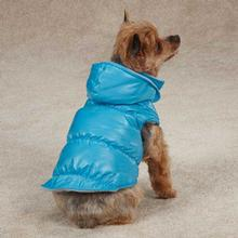 Snow Lodge Dog Vest - Blue