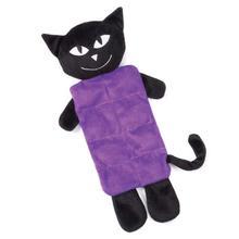 Zanies Halloween Squeaktacular Dog Toy - Cat