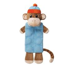 Zanies Monkey Business Squeaktacular Dog Toy - Ty