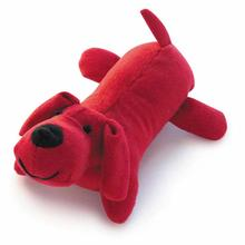 Zanies Neon Yelpers Dog Toy - Red