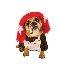 Zelda Rag Doll Halloween Dog Costume