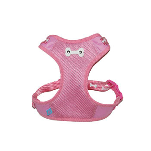 ActiveGo Bone Harness by Dogo - Pink