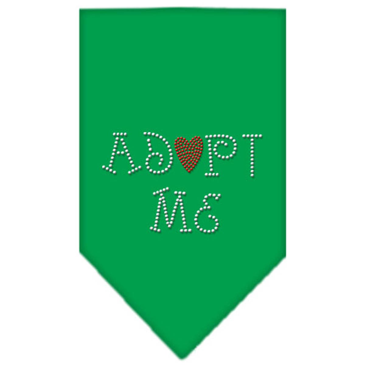Adopt Me Dog Bandana - Green