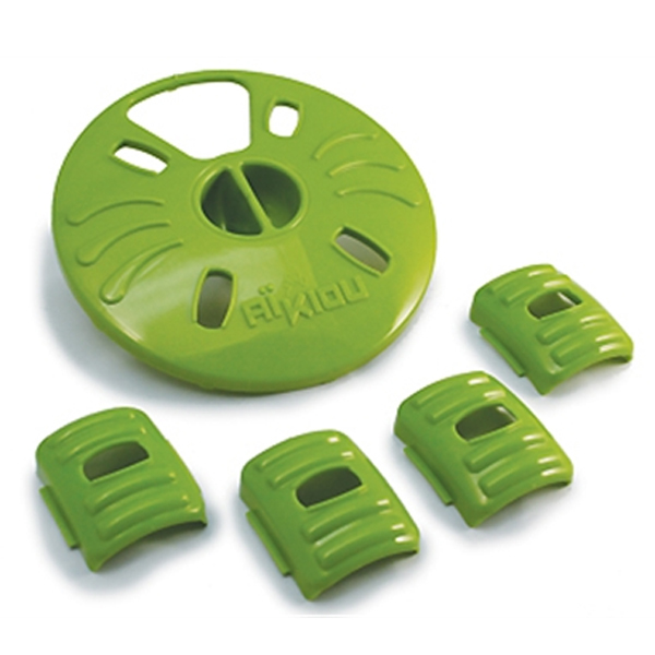 Aikiou Dog Feeding Toy - Level 2 Inserts - Green