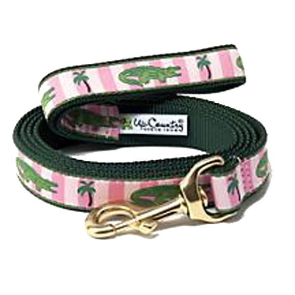 Alligator Dog Leash by Up Country