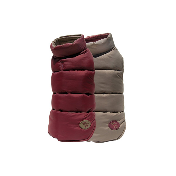 Americana Moose Reversible Ski Dog Vest