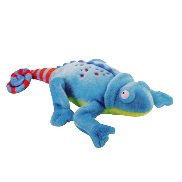 GoDog Amphibianz Chameleon Dog Toy