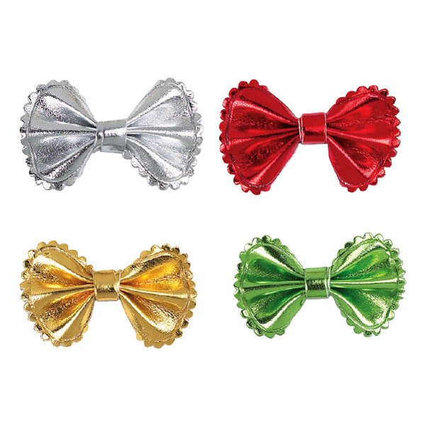 Aria Natale Dog Bows