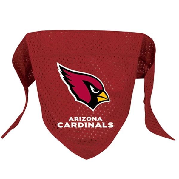 Arizona Cardinals Mesh Dog Bandana