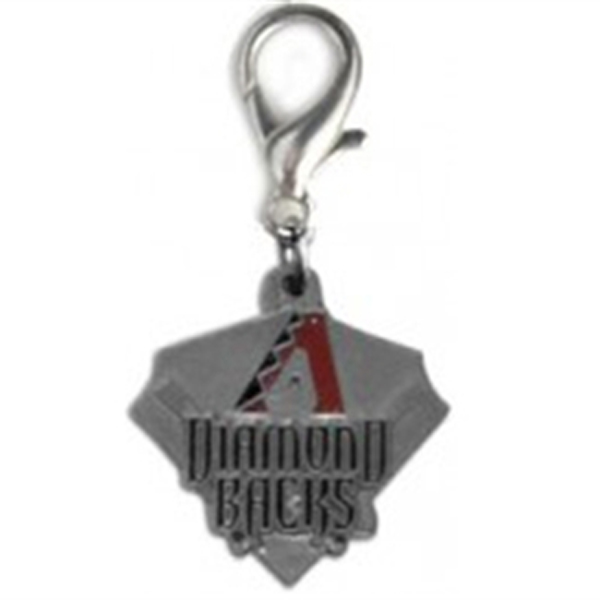Arizona Diamondbacks Pennant Dog Collar Charm