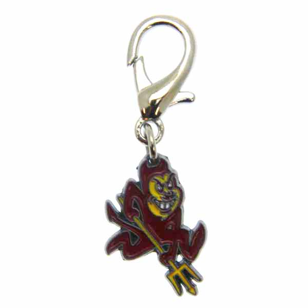 Arizona State Sun Devils Dog Collar Charm