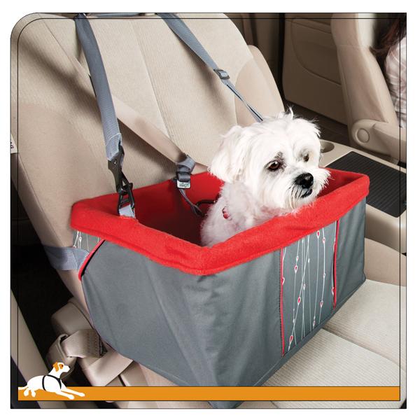 Atomic Drop Dog Booster Seat by Kurgo