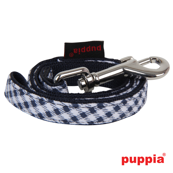 Atticus Dog Leash by Puppia - Navy