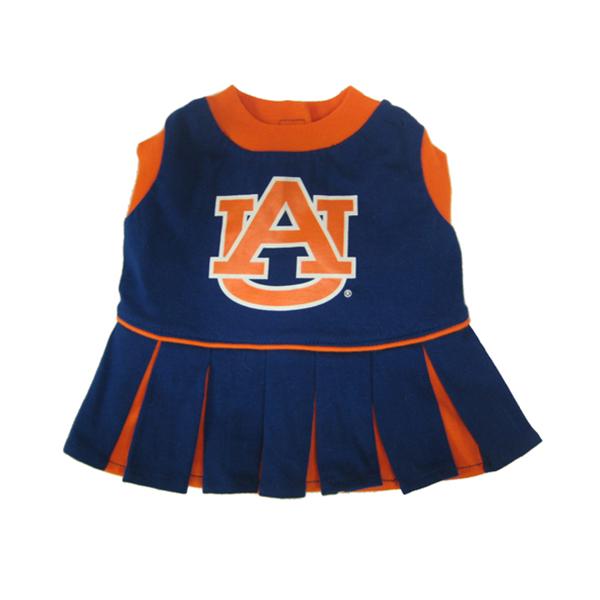 Auburn Tigers Cheerleader Dog Dress