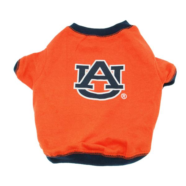 Auburn Tigers Dog T-Shirt