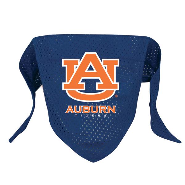 Auburn Tigers Mesh Dog Bandana