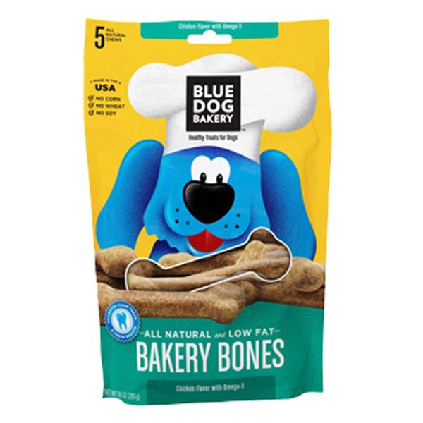 Bakery Bones Dog Treat from Blue Dog Bakery