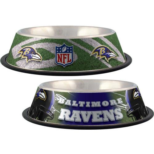 Baltimore Ravens Dog Bowl