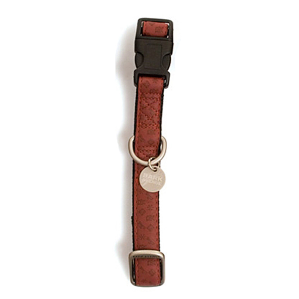 Bark Avenue Collar - Cranberry
