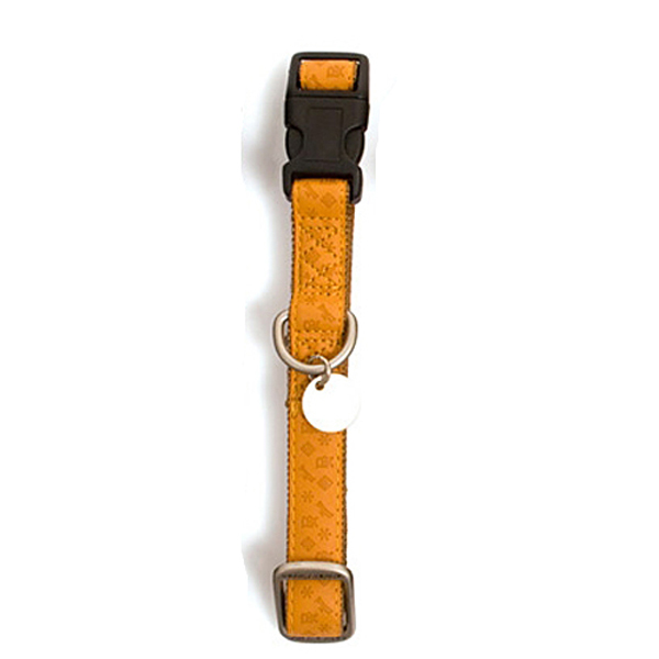 Bark Avenue Collar - Earthy Tan