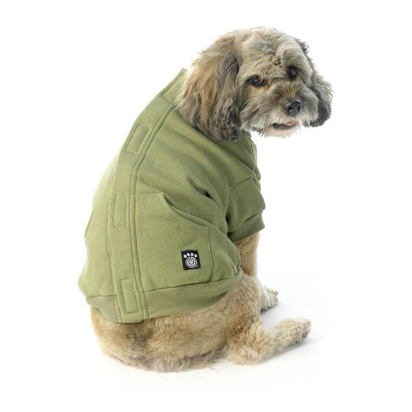 Barkley's Cozy Dog Sweatshirt - Sage