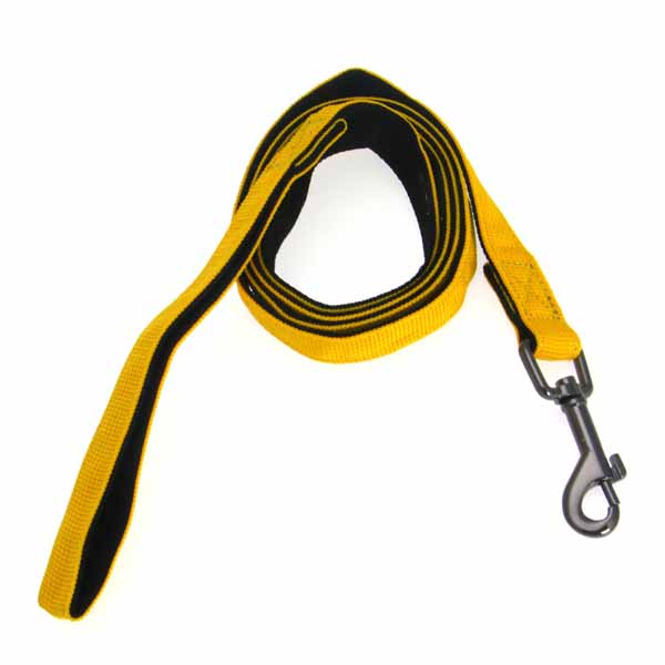 Basic Dog Leash by Puppia - Yellow
