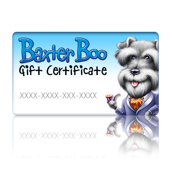 BaxterBoo Gift Certificate