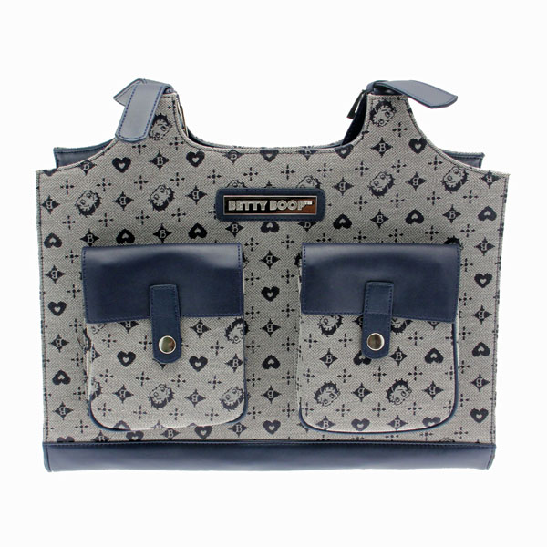 Betty Boop Dog Carrier - Blue