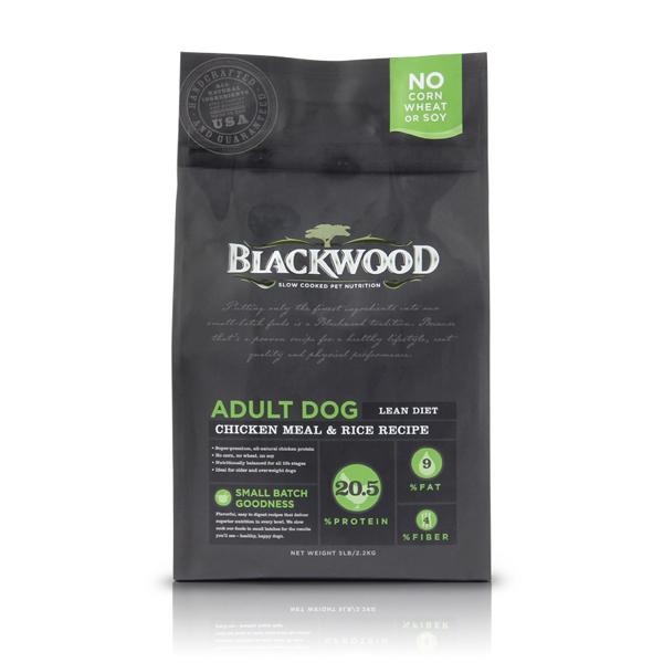Blackwood All Life Stages Dog Food - Adult Lean Diet