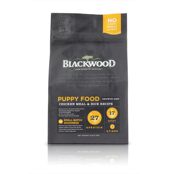Blackwood All Life Stages Dog Food - Puppy