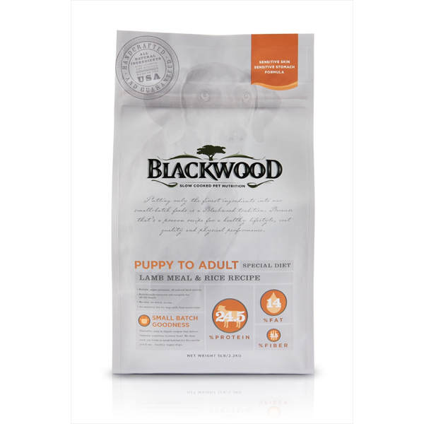Blackwood Special Diets Sensitive Dog Food - Lamb Meal & Rice
