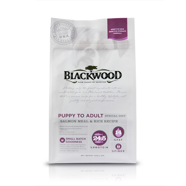 Blackwood Special Diets Sensitive Dog Food - Salmon Meal & Rice