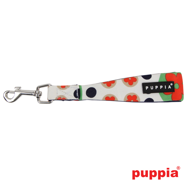 Blossom Dog Seatbelt Leash by Puppia - Navy