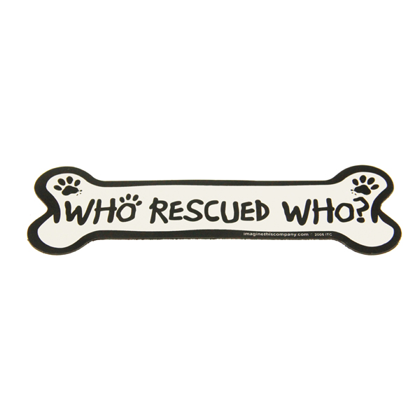 Bone Magnet - Who Rescued Who?