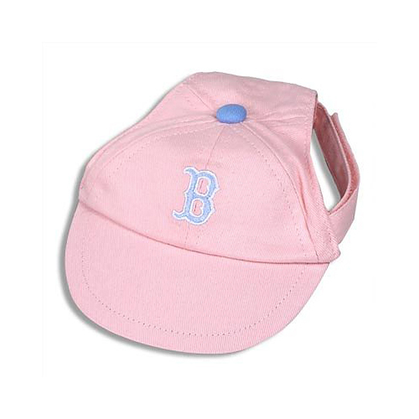 Boston Red Sox Pink Dog Hat