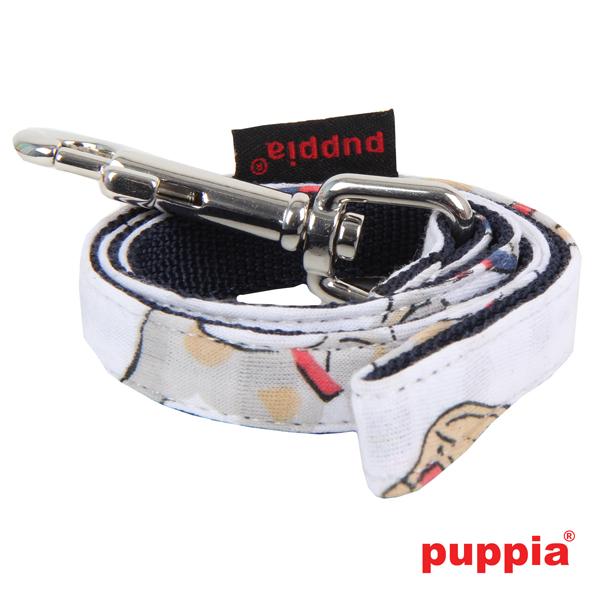 Britannia Dog Leash by Puppia - Navy