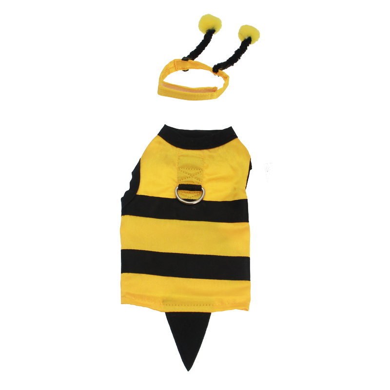 Bumble Bee Dog Costume by Doggie Design