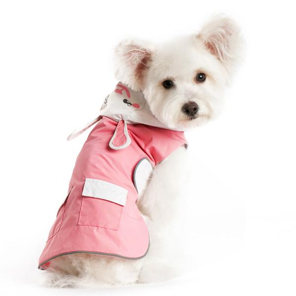 Bunny Dog Raincoat by Dogo