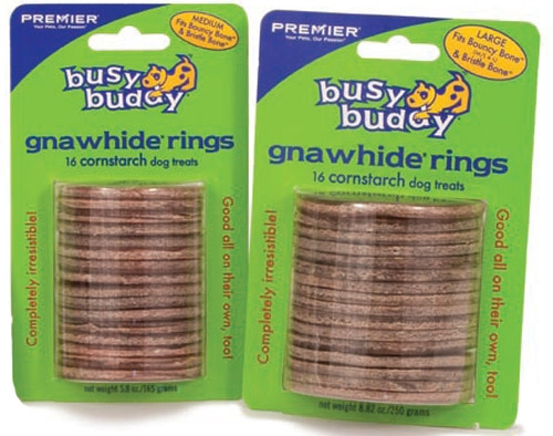 Busy Buddy Gnawhide - Cornstarch Ring Refills