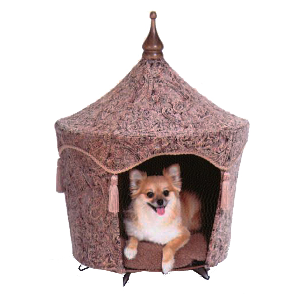 Camelot Dog Bed Tent